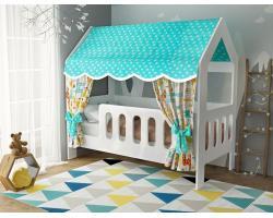 Детская кровать-домик Alitte Mickey