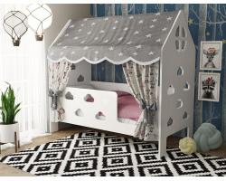 Детская кровать-домик Alitte Willy
