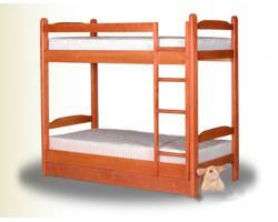 Кровать Шале Антошка  двухъярусная