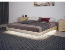 Кровать Орматек Парящее основание (ткань)