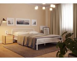Кровать Rollmatratze Леон, белая