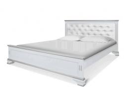 Кровать Шале Вайона с патиной