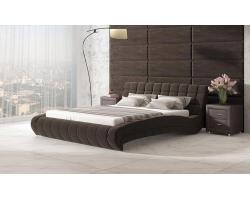 Кровать Sonum Milano (с металлическим основанием)